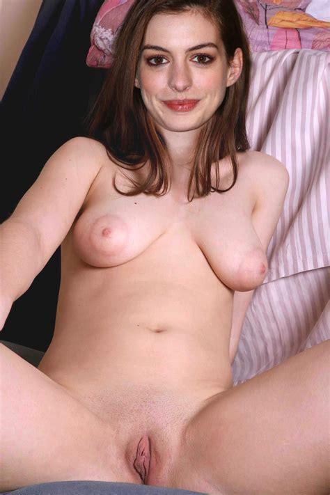 Anne Hathaway Hot Nude Quot Part Quot Ass Fucking A Slim Burnette
