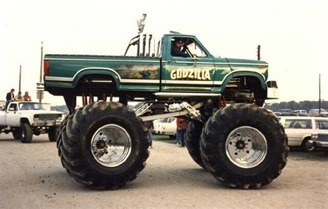 Diesel Godzila 112 best images about trucks on
