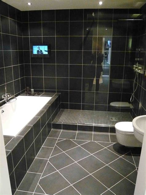 how to build a wet room bathroom 50mm build tiled shower tray bathroom wet rooms by