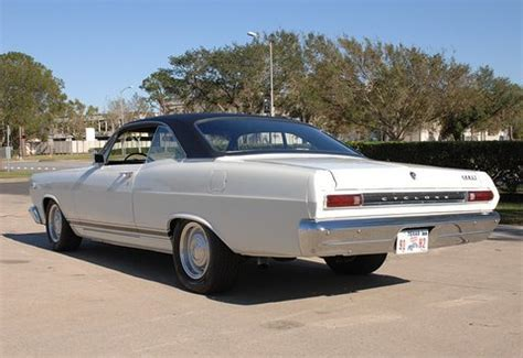 1966 mercury comet cyclone values hagerty valuation tool