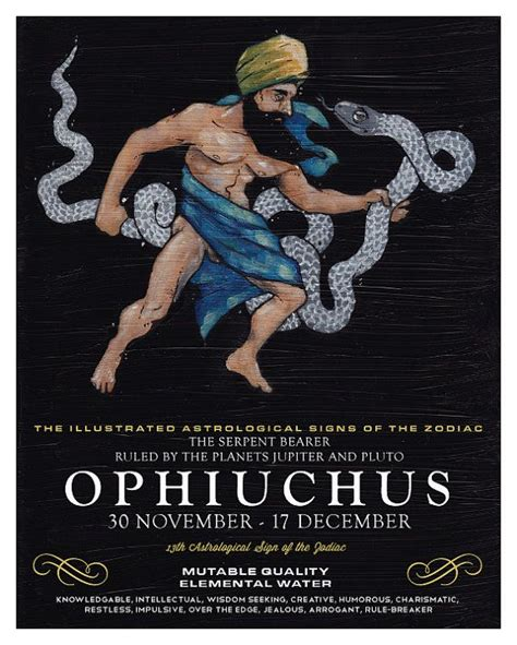 10 best ophiuchus zodiac images on pinterest ophiuchus