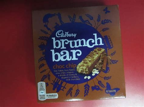 Cadbury Brunch Bar Choc Chip welcome to radha exports