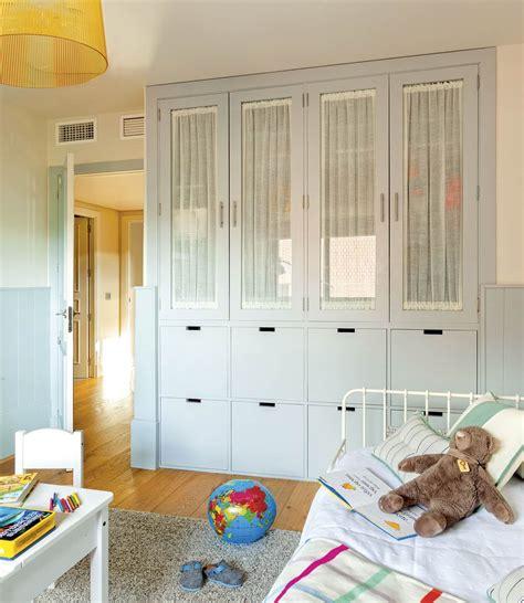 armarios de habitacion 7 armarios para el dormitorio pr 225 cticos y decorativos
