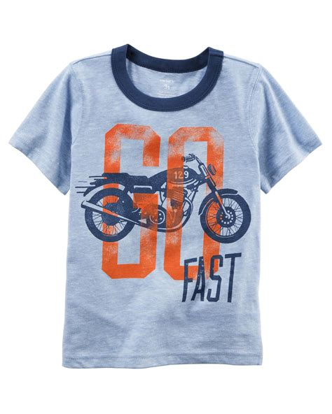 Kaos Fangkeh Not Needed For Motorcycle Graphic Cotton T Shirt Sh s toddler boys graphic t shirt motorcycle