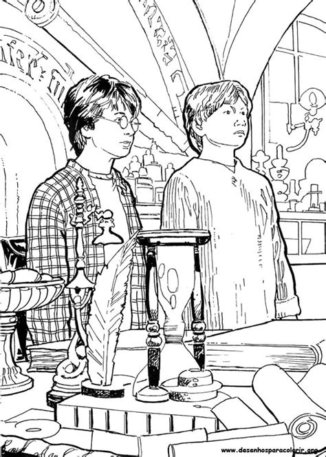 harry potter coloring book chapters pimentinh s do duque desenhos para colorir harry potter