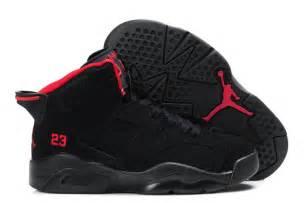 kid jordans 6 black shoes aj nojk020 us8 8 5 9 9 5 10 11 12 12 5 sizes cheap