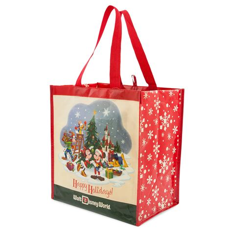 Disney Mickey Mouse And Friends Reusable Tote Holidays your wdw store disney reusable tote bag mickey