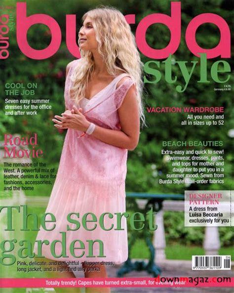 download luxury home design magazine vol 15 issue 6 pdf burda style в 6 june 2012 187 download pdf magazines