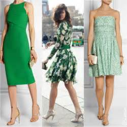 best color to wear to a best color shoes to wear with green dress