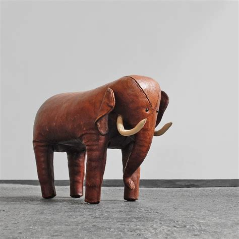 Elephant Foot Stool Price by Leather Elephant Foot Stool By Dimitri Omersa For