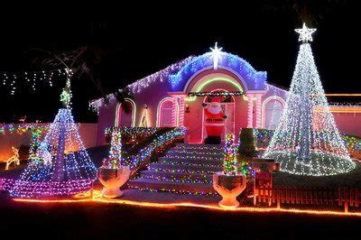 4kq christmas lights competition and tours brisbane by
