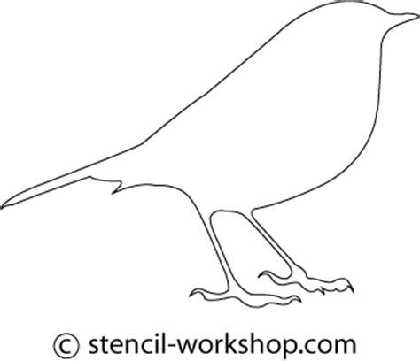 printable wall stencils birds bird stencil 4 stencils to make birds pinterest