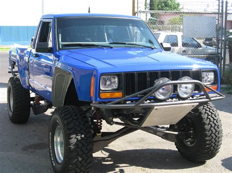 prerunner jeep xj jeep comanche photos 3 on better parts ltd