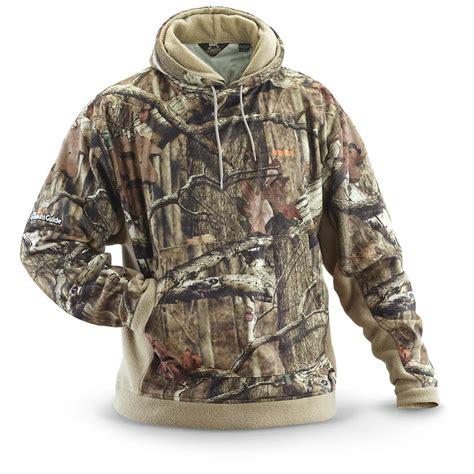 mossy oak pullover hoodie guide gear 174 hooded pullover sweatshirt mossy oak up
