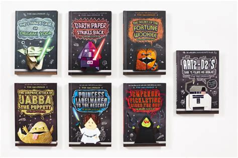 Strange Of Origami Yoda Series - novels chad w beckerman