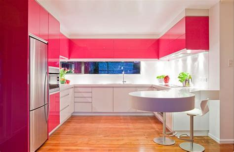 pink kitchen cabinets pink room decor how to beautify your home with pink