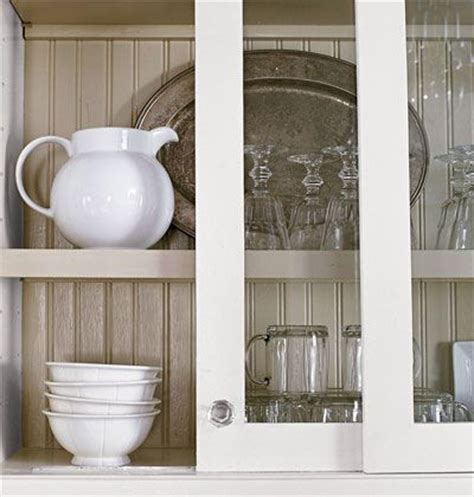 sliding door kitchen cabinets bead board in cabinets for the home pinterest