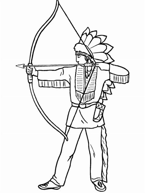 native american son coloring sheets coloring pages