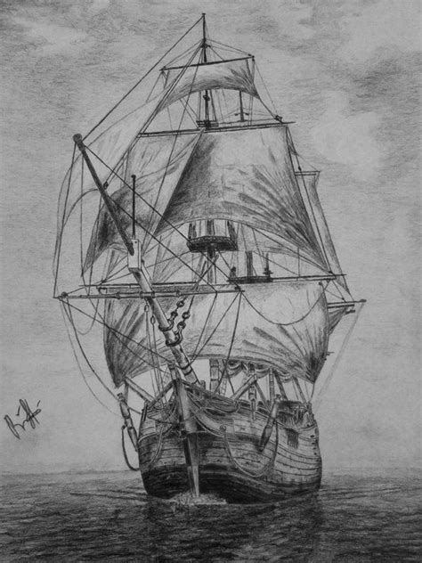 old boat drawing old ship drawings sail in 2018 pinterest ship