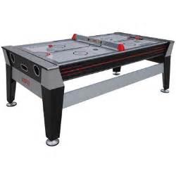 espn 7 2 in 1 billiard and air hockey table sam s club