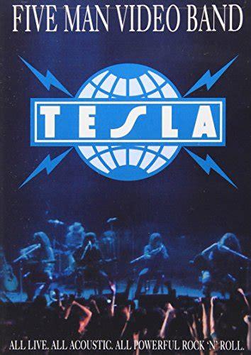 Tesla Greatest Hits Tesla Five Band