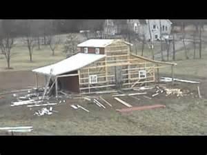 qsi monitor barn construction youtube