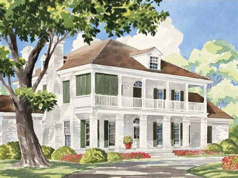 plantation house plans eplans plantation house plan sterett springs from the