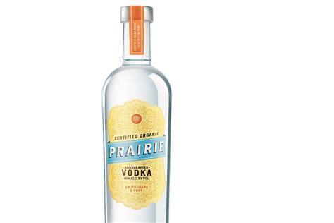 Ed Phillips Plumbing by Clean Corn Based Prairie Organic Vodka Review