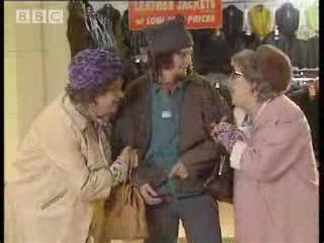 Young Old Lady Meme - old ladies at the supermarket bbc comedy youtube