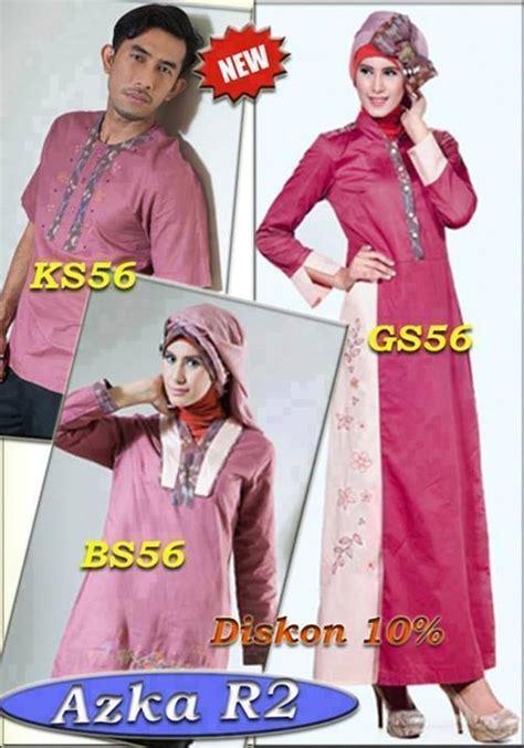 Size Pack Baju Muslim Azka busana muslim koleksi terbaru