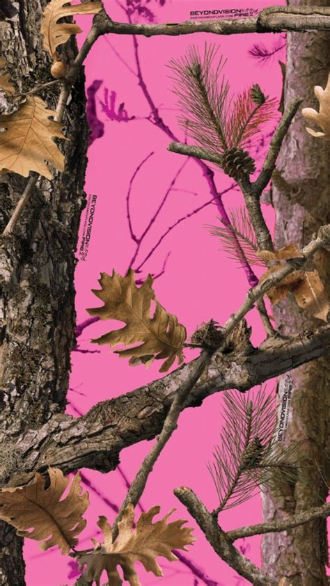 Pink Realtree Camo Iphone Wallpaper