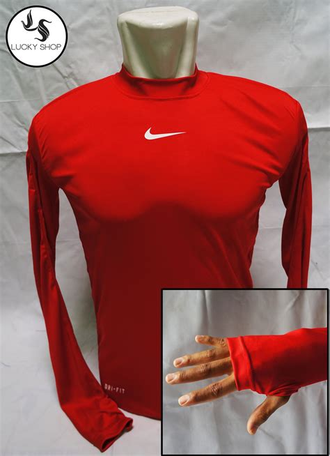 Baselayer Manset Nike Abu Abu jual baselayer kaos ketat manset murah wantoshop