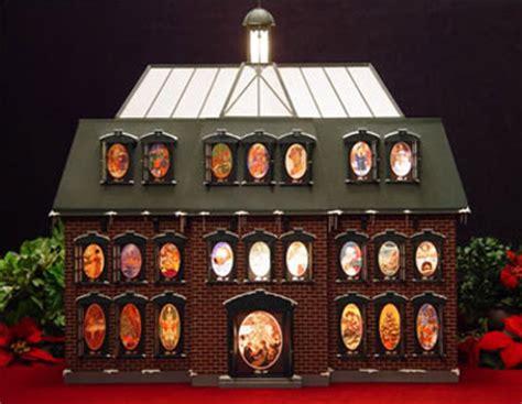 advent house christmas advent house calendar the green head
