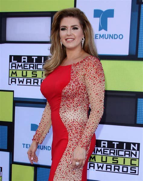 alicia machado alicia machado latin american music awards in hollywood