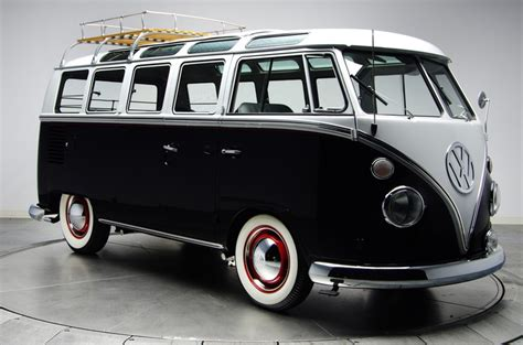 21 Window Vw by Volkswagen Microbus 21 Window Vw