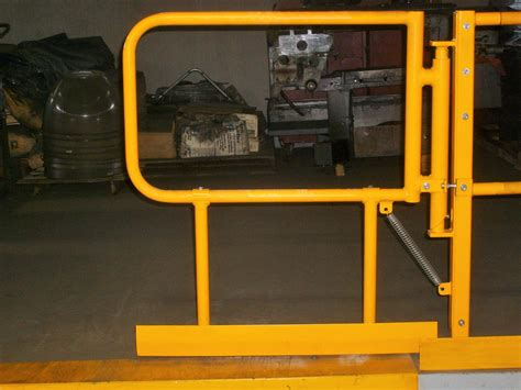 industrial swing gate kickplate for swing gate 36 quot omega industrial products