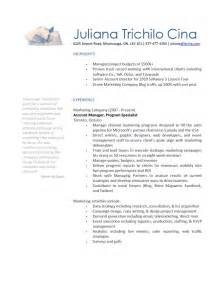 Resume Ex by Free Resume Sles A Variety Of Resumes