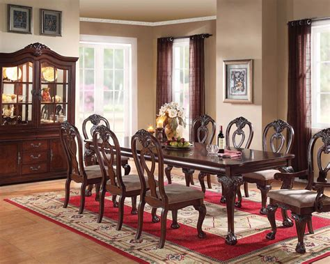Acme Furniture Dining Room Set by Dining Set Gwyneth Iii By Acme Furniture Ac62870set
