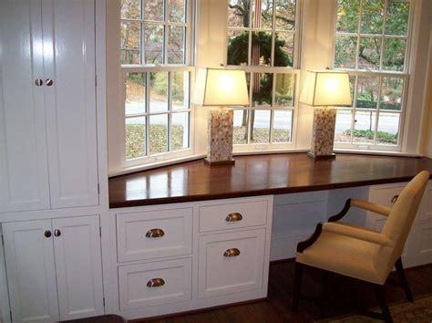 bay window desk built in desk by cutmantom lumberjocks com