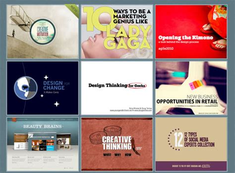 40 Awesome Keynote And Powerpoint Templates And Resources Noupe Awesome Powerpoint Presentation Templates