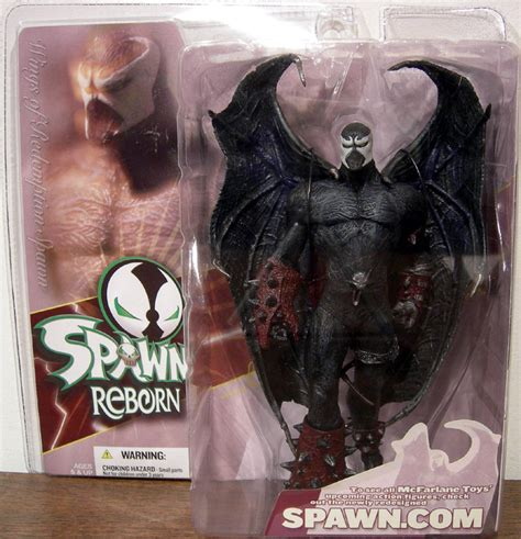 Spawn Figure Wings Of Redemption wings redemption spawn reborn figure