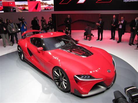 Toyota Ft1 Spec Toyota Ft 1 Concept 2015 Corvette Z06 2015 Mustang Live