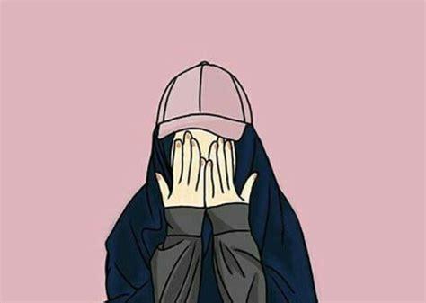 gambar kartun islami  lucu  gambar kartun
