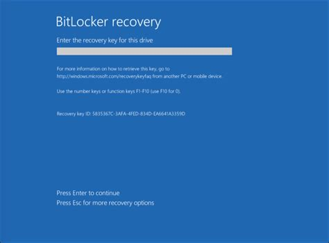 reset windows password encrypted hard drive how to recover your files from a bitlocker encrypted drive