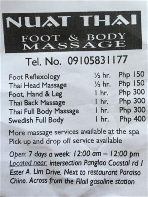 boat service price list getlstd property photo picture of nuat thai panglao