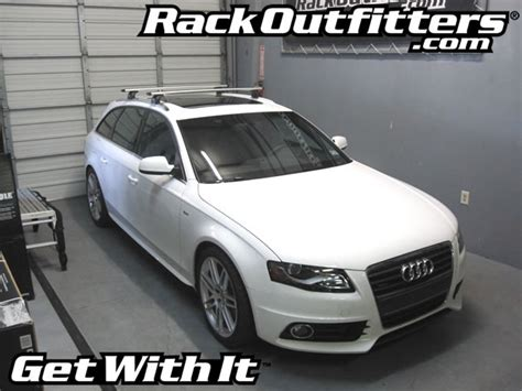 2009 audi a4 bike roof rack 2012 audi avant s type with thule aeroblade roof rack and