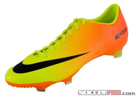 nike shoes football mercurial nike mercurial vapor ix fg soccer cleats volt with black