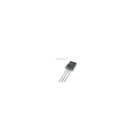 bc557 transistor features bc557
