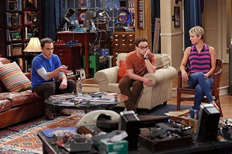penny tbbt the apartment in the big bang theory is america s favorite