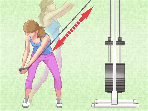 ways  perform standing ab exercises wikihow